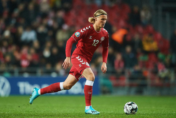 Kasper Dolberg, het First Season-wonder van Denemarken?