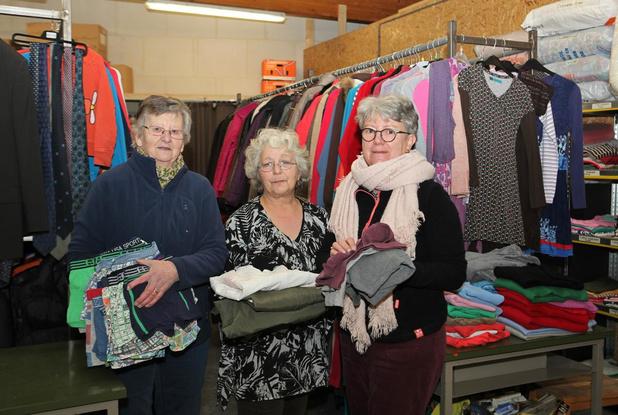Sociale winkel De Netzak in Veurne vanaf donderdag weer open