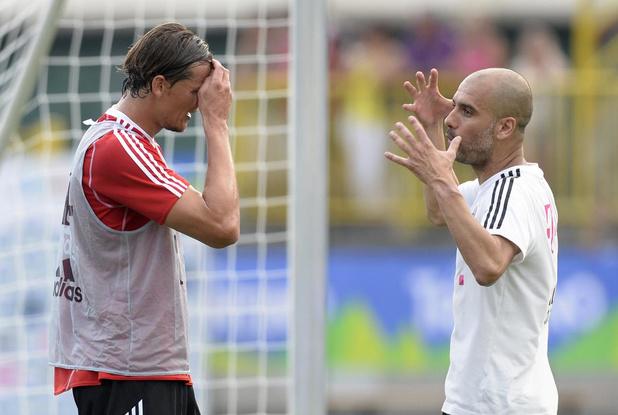 Daniel Van Buyten: 'Ik was bereid om enkele lichaamsdelen voor Guardiola op te offeren'