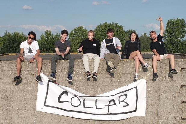 Roeselaarse band Collab laat zijn muziek online los op de wereld