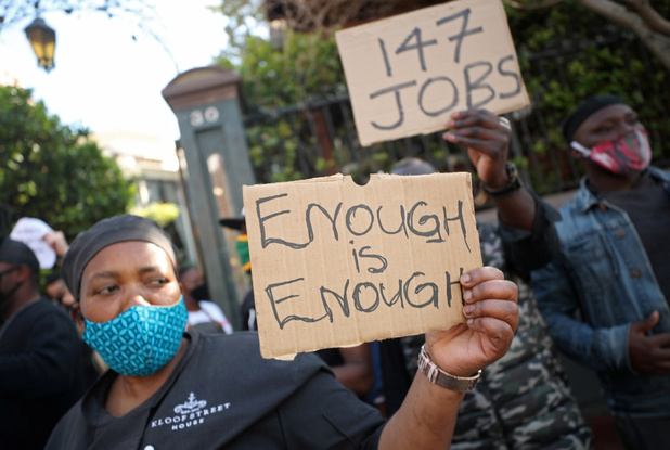 IMF verleent 4,3 miljard dollar noodsteun aan Zuid-Afrika
