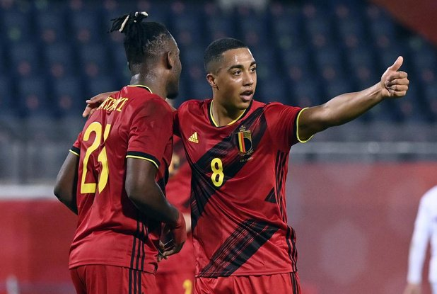 België-Zwitserland: hoe Youri Tielemans de match deed kantelen