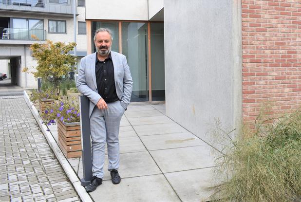 Kris Verwaeren is de nieuwe directeur van de Tieltse Bouwmaatschappij