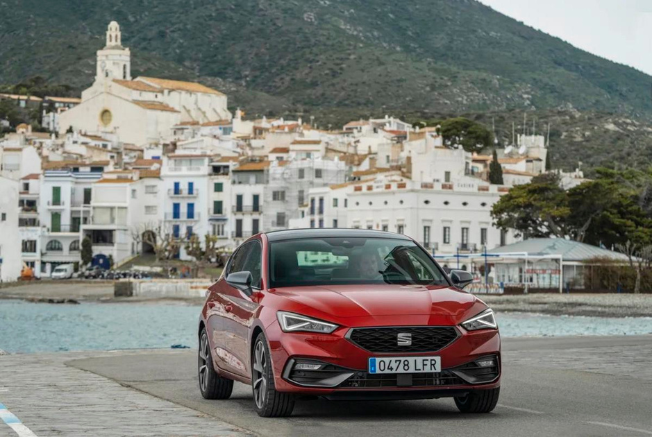 Seat Leon IV combineert elegantie met sportiviteit