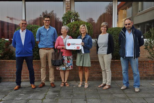 Annuntiata-Instituut Veurne is een hartveilige school, 600 leerlingen kunnen reanimeren