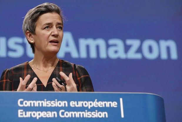 L'Union européenne attaque Amazon