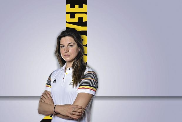Fanny Lecluyse voor de Spelen: 'De finale is een realistische ambitie'
