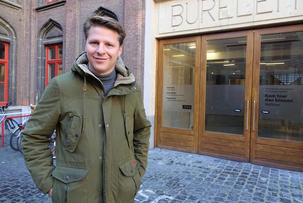 Schepen Axel Ronse dient klacht in tegen bekende Kortrijkse moslim Jamal Qnioun