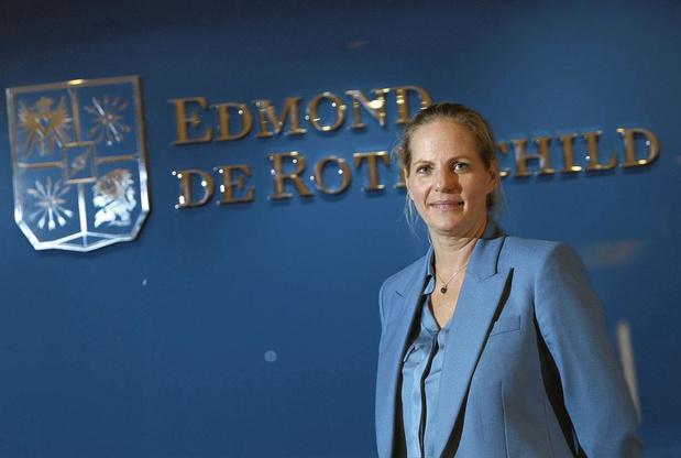Ariane de Rothschild aux commandes du holding et de la banque privée