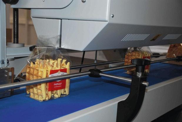 La capacité d'emballage de Vanuytrecht dépasse celle de sa production
