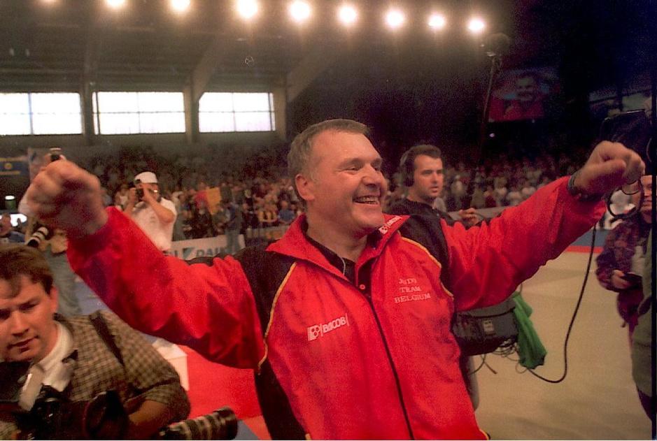 """EK judo 1997: """"Mooiste collectieve sportprestatie ooit van België"""""""