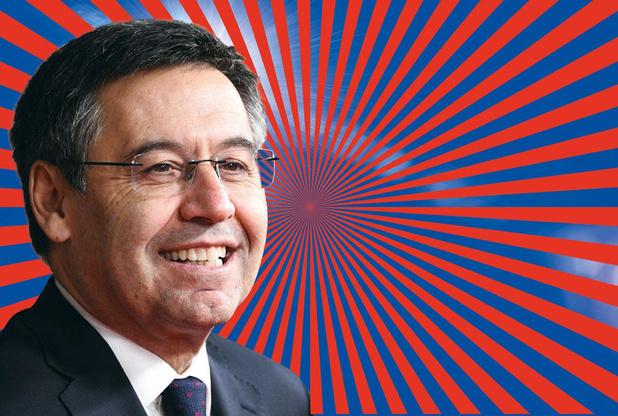 Josep Bartomeu: le roi soleil du Barça?