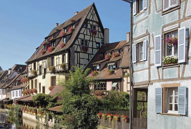Colmar: Un nouveau cadre pour le retable
