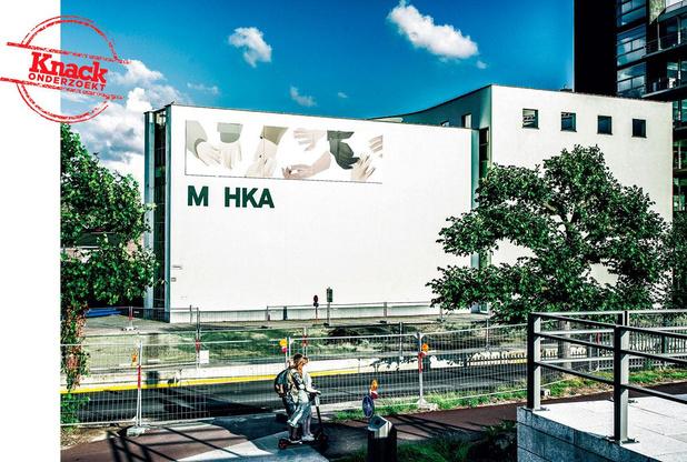 Na de architectuurwedstrijd: wederwoord van M HKA