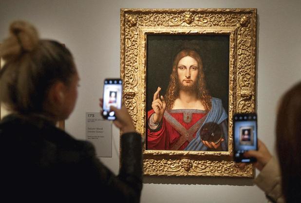 Le Salvator Mundi, le vrai-faux tableau
