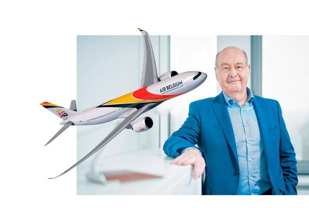 "Niky Terzakis, CEO d'Air Belgium: ""Nous avons engagé 61 pilotes"""