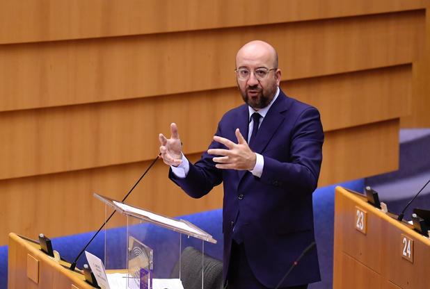 Charles Michel schuift 'roadmap richting herstel' naar voren