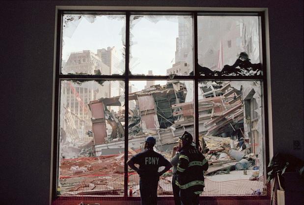 9/11 was niet de eerste dag van een nieuw tijdperk
