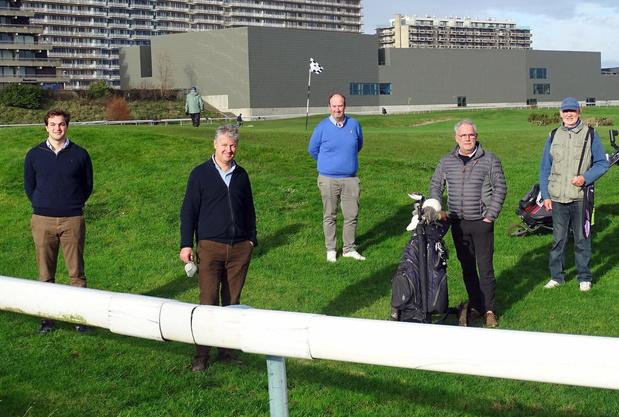 """Wellington Golfclub Oostende ziet ledenaantal stijgen: """"Een leuke verslaving"""""""
