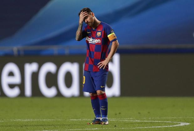 Kortrijkse advocaat staat Barcelona bij in strijd om Messi