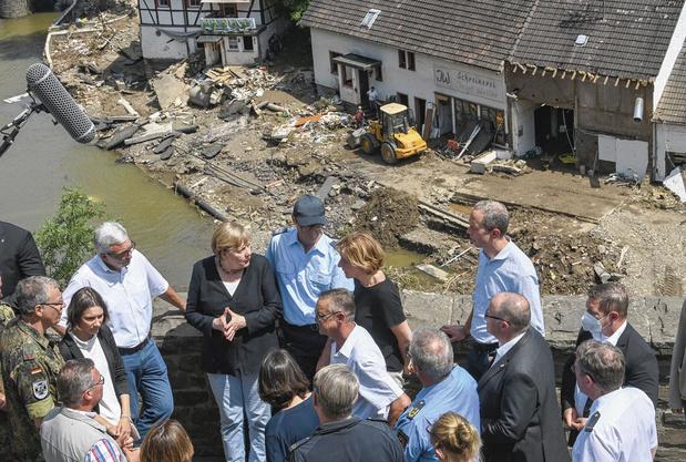 Rideau sur l'ère Merkel: une chancelière experte en gestion de crise