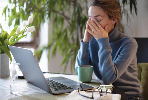 Fatigue: suite et fin de la maladie?