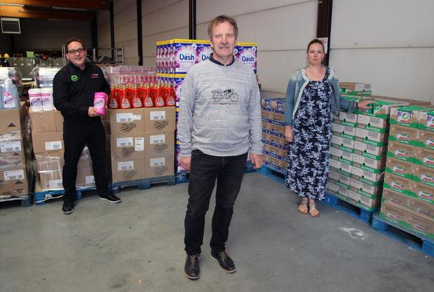 Veiligheidsbedrijf start discount 'Depot' op in Scheldestraat