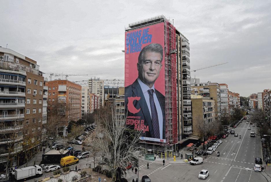 Voorzittersverkiezingen Barcelona: het gezicht versus het project