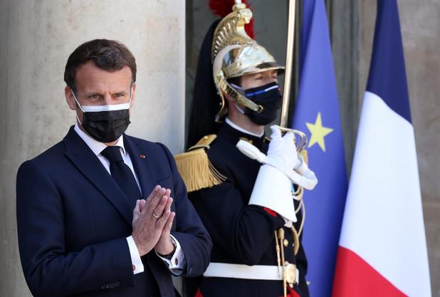 """France: Macron présentera vendredi """"les perspectives"""" du déconfinement"""
