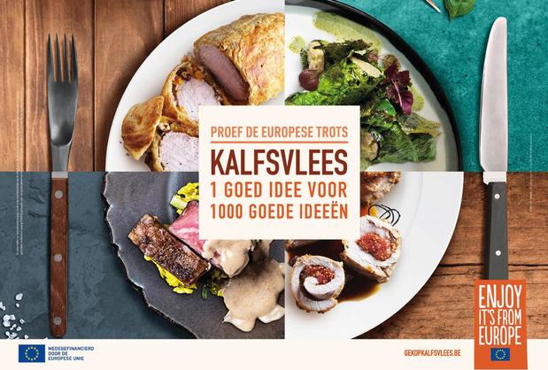 Jong Keukengeweld chef Kevin Lejeune zet kalfsvlees in de spotlights deze winter