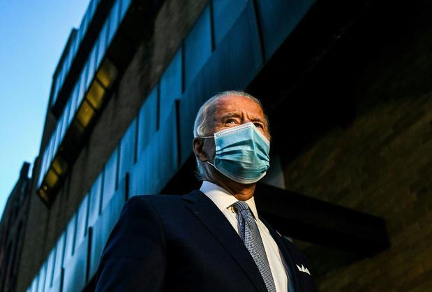 Beleggers in de opkomende landen maar wat tevreden met verkiezing Joe Biden