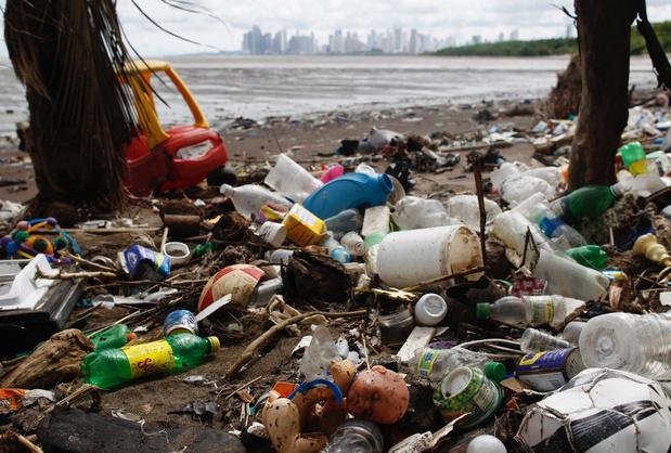 River Cleanup roept op om 10 minuten zwerfvuil te rapen: 'Kleine geste, grote impact'