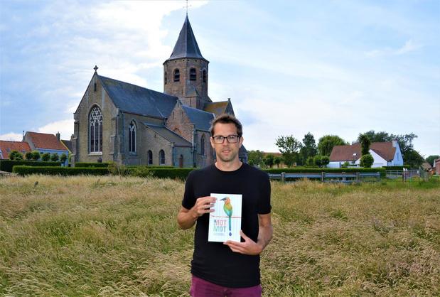 Bram Slembrouck (38) debuteert met roman 'Motmot'