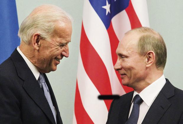 Biden verwacht top met Poetin in juni