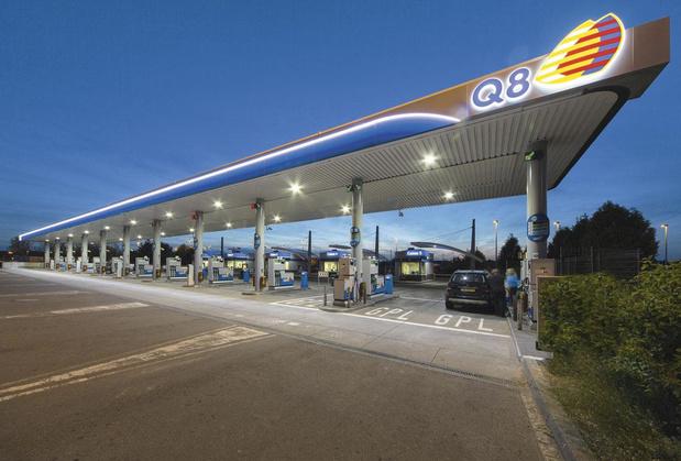 Q8 va se lancer dans des stations-services durables
