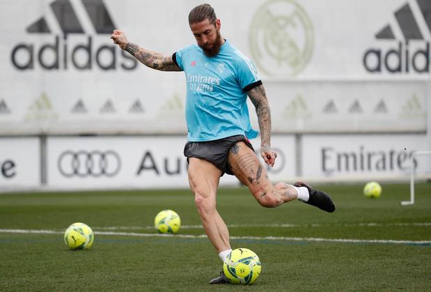 Sergio Ramos: 'Ik zou Cristiano Ronaldo nooit hebben laten gaan'