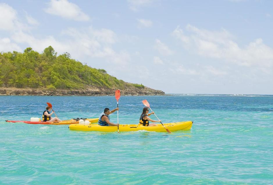 'La douce France' in de Caraïben