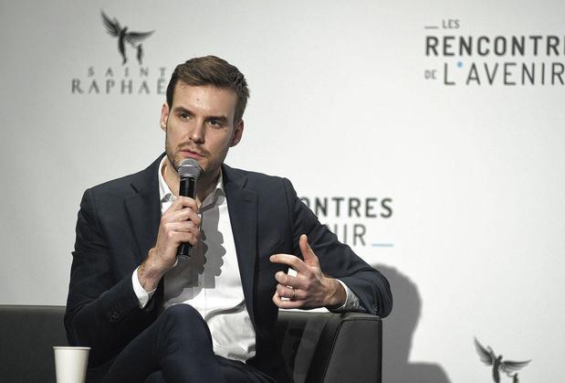 """Robin Rivaton, économiste et investisseur français: """"L'anonymat dans l'espace public va se restreindre considérablement"""""""