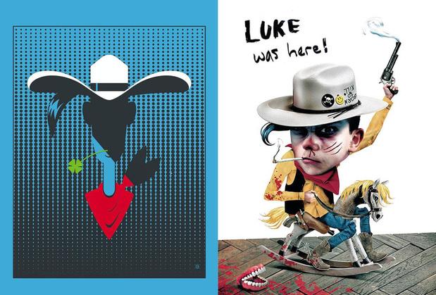 1. Lucky Luke 75 Years