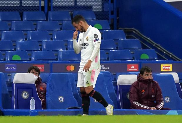 Eden Hazard: te weinig status