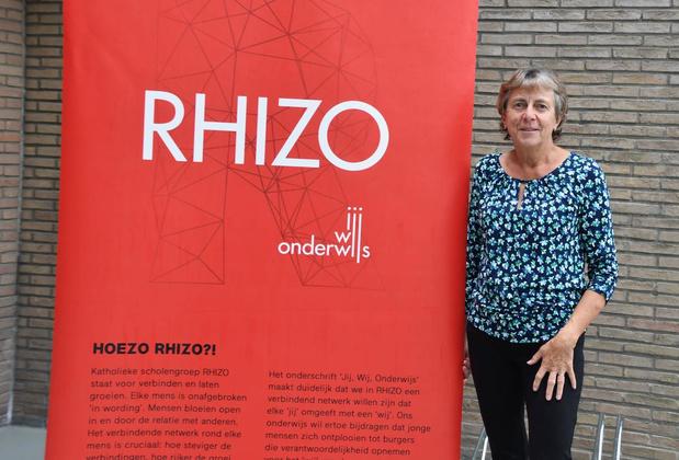 Rita Scheers (62) neemt afscheid van Rhizo Sport- en Lifestyleschool in coronatijden