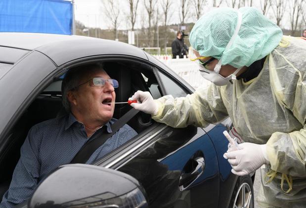 Covid-19 : officiellement, pas d'augmentation exponentielle du nombre de contaminés en Belgique (+28=267)