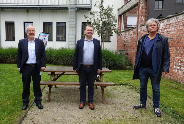 Voor het eerst in zeven jaar mogen er weer koten gebouwd worden in Kortrijk