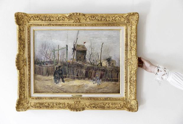 Montmartre: van Gogh au sommet