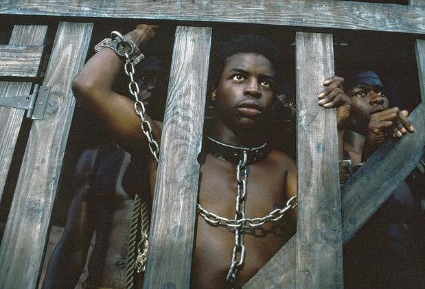 De sporen van The Underground Railroad