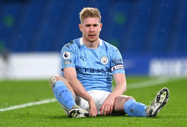 Manchester City heeft geen De Bruyne-trauma