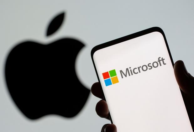 Apple, Microsoft en Alphabet presenteren sterke groeicijfers