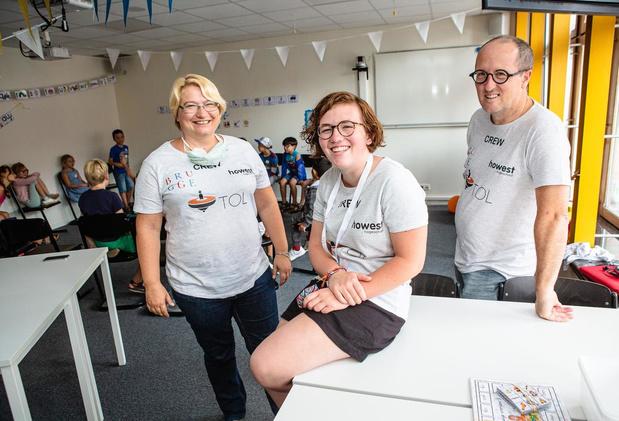 Brugse zomerschool voor lagereschoolkinderen is groot succes