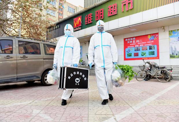 La Chine confine cinq millions d'habitants supplémentaires