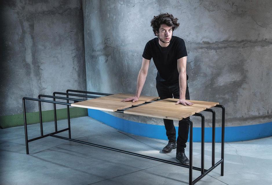 Demain leur appartient: la crème des futurs grands concepteurs belges